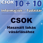 CSOK használt lakás vásárlásához