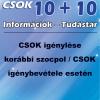 CSOK igénylése korábbi szocpol/CSOK igénybevétele esetén