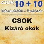 CSOK – Kizáró okok